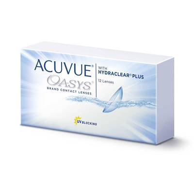 Acuvue Oasys with HYDRACLEAR PLUS RO 8,40 (x12)