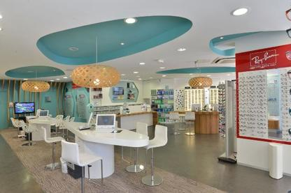 Boutique Clin d'Oeil opticien Mulhouse