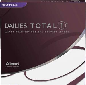 Lentilles de contact Dailies Totale 1 multifocale (x30)