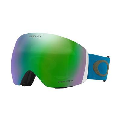 OO7050 - FLIGHT DECK FACTORY PILOT BLACKOUT PRIZM SNOW GOGGLE